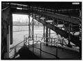 View of exit ramps beneath stands - Rickwood Field, 1137 Second Avenue West, Birmingham, Jefferson County, AL HABS ALA,37-BIRM,5-25.tif