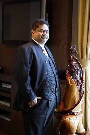 Vijay Eswaran - Image: Vijay Eswaran