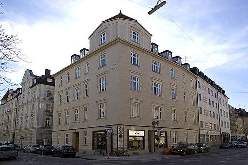 Viktoriastraße 5 - München
