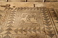 Villa Armira - Central Floor Mosaic in the National Historic Museum Sofia PD 2012 26.JPG
