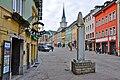 Villach Innenstadt Hauptplatz mit Pranger NO-Ansicht 30012011 666.jpg