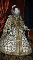 Isabel de Borbón, Wife of Philip IV