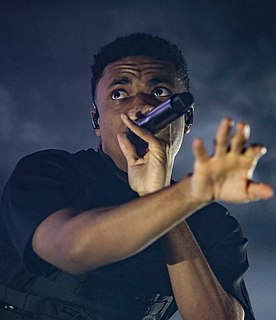 Vince Staples American rapper from California