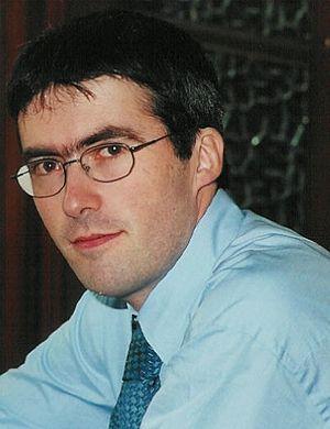 Vincent Rijmen - Vincent Rijmen in 2000