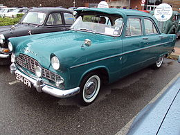Ford Zephyr Mark II berlina