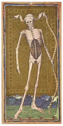 Death (Tarot card) - Wikipedia