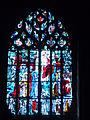 Vitrail - Basilique Saint Sauveur - Dinan - Côtes d'Armor.JPG