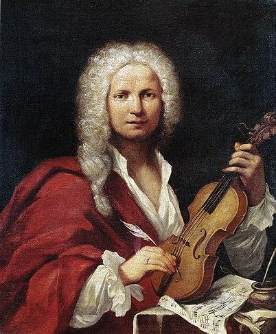 Предположительный портрет Вивальди.