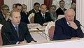 Vladimir Putin in Belarus 30 November 2000-4.jpg