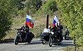 Vladimir Putin with Night Wolves Motorclub (2019-08-10) 3.jpg