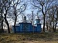 Voschatyn Vol-Volynskyi Volynska-Peter and Paul church-nord view.jpg