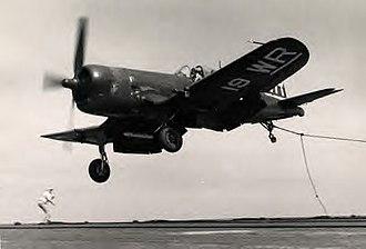 1st Marine Aircraft Wing - Marine F4U