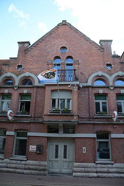 Sigarenfabriek Van der Pas, Vrijheid 58, Arendonk