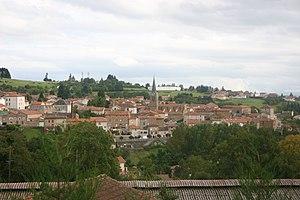 Bussières, Loire - A general view of Bussières