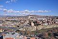 Vue de Tbilisi à partir de la Narikala Fortress (2011).jpg