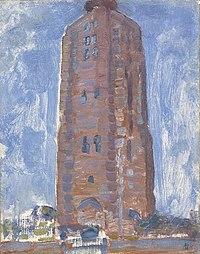 Vuurtoren bij Westkapelle, 1909-1910.jpg