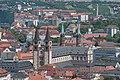 Würzburg, Dom, Ansicht von der Festung Marienberg 20170624 003.jpg