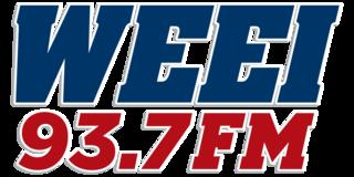WEEI-FM Sports radio station in Lawrence, Massachusetts, serving Boston
