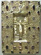 WLA metmuseum Book Cover with Byzantine Icon of the Crucifixion 6.jpg