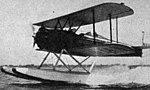 Waco CSO seaplane left front Aero Digest October,1930.jpg