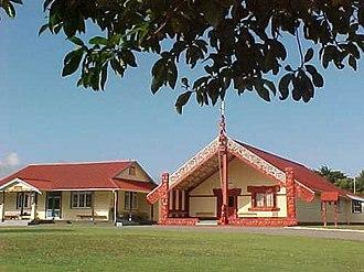 Waitara, New Zealand - Owae Marae
