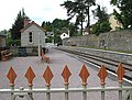 Waiting room and south bound platform, Parkend - geograph.org.uk - 810210.jpg