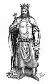 Walery Eljasz-Radzikowski, Kazimierz Wielki.jpg
