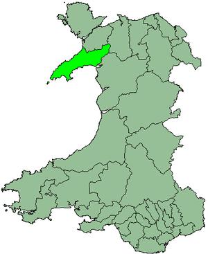 Dwyfor - Dwyfor 1974-1996
