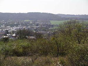 Walferdange - View from Sonnebierg