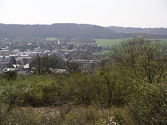 Walferdange - View from Sonnebierg