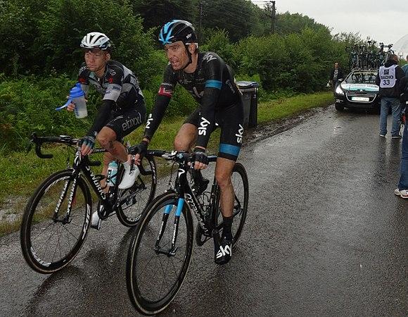 Wallers - Tour de France, étape 5, 9 juillet 2014, arrivée (B13).JPG