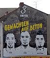 Wandmalerei Badstr 53 (Gesbr) Gewachsen auf Beton United 2013.jpg