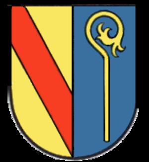 Durmersheim - Image: Wappen Durmersheim