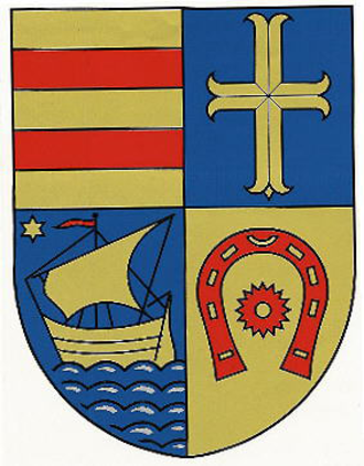 Elsfleth - Image: Wappen Elsfleth