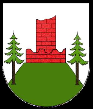 Malsburg-Marzell - Image: Wappen Malsburg Marzell