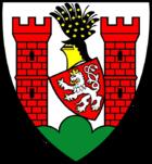 Das Wappen von Spremberg