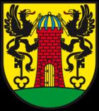Das Wappen von Wolgast