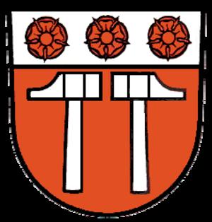 Wolpertshausen - Image: Wappen Wolpertshausen