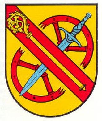 Leimen, Rhineland-Palatinate - Image: Wappen leimen pfalz