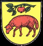 Wappen der Gemeinde Schlat
