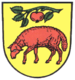 Coat of arms of Schlat