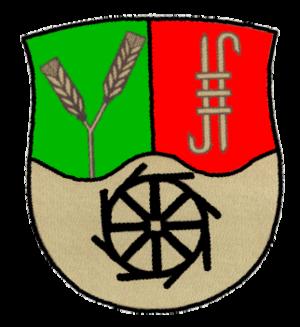Ebergötzen - Image: Wappen von Ebergötzen