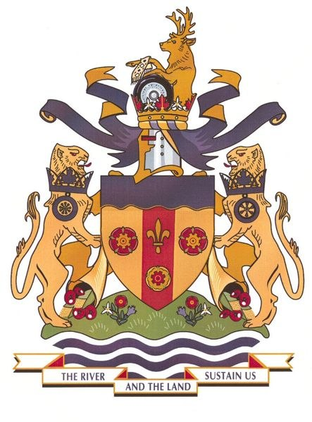 Coat of arms of Windsor
