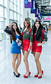Wargaming.net promotional models at Gamescom 2012 - Cologne, Germany - (1).jpg