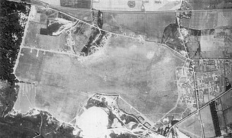 RAF Warmwell - Aerial Photo of Warmwell Airfield - 16 August 1943