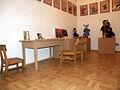 Warszawa - Muzeum Literatury - Pimpus Sadelko na 102 - 2012 (4).JPG