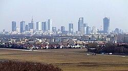Warszawa - widok z góry śmieciowej Radiowo.JPG