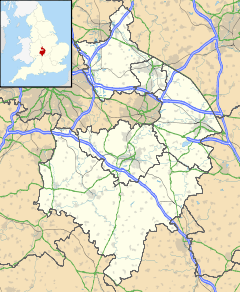 Brinklow is located in Warwickshire