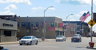 Spooner, Wisconsin - Downtown Spooner