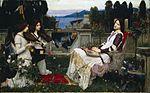 Waterhouse, John William - Saint Cecilia - 1895.jpg